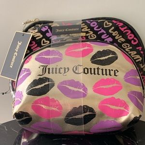 Juicy culture to cosmetic bag bundle